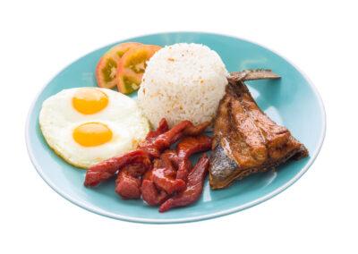 Breakfast-Combination TocinoBangus
