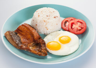 Breakfast single Bangus