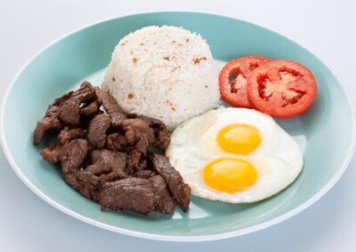 Breakfast single Tapa