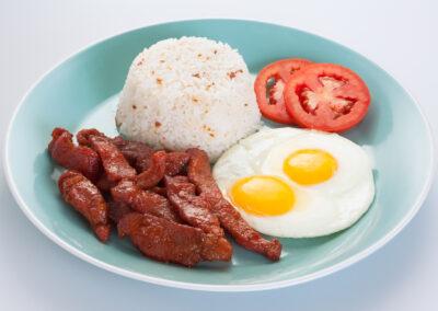 Breakfast single Tocino